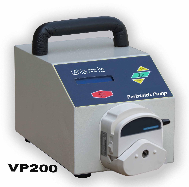 Single-Channel and Multi-Channel Peristaltic Pumps - LabTechniche