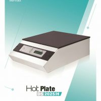 Laboratory Hot Plate 25°C to 70°C from Lab Techniche