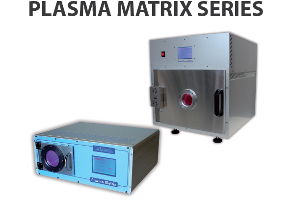 RF Plasma Cleaning and sample prep