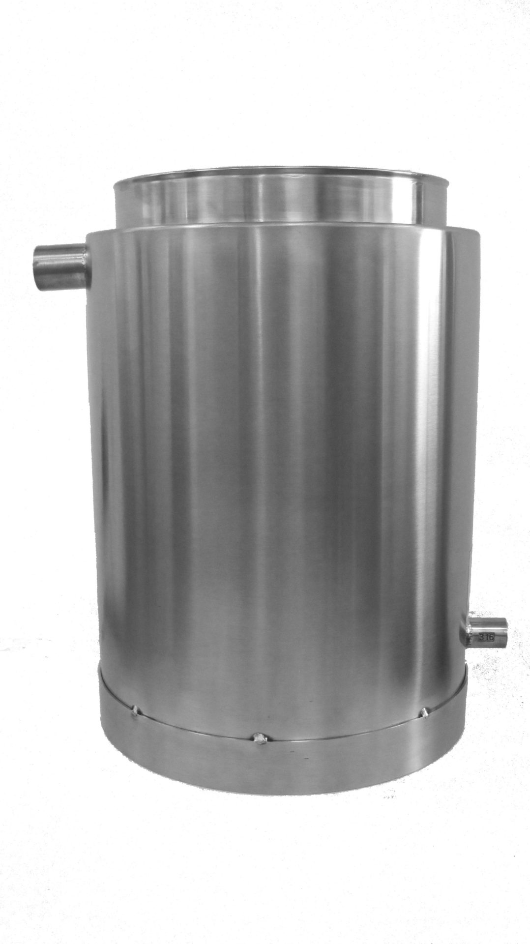 Stainless Steel Water Jacketed Vessels from LabTechNiche